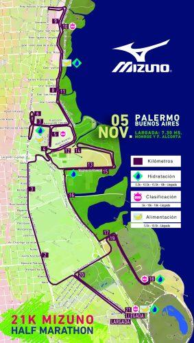 2017 Circuito Mizuno Half Marathon
